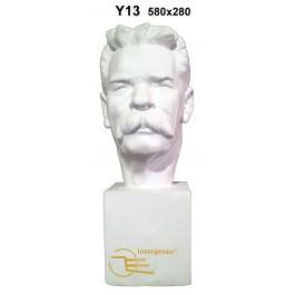 Busto em Gesso Y13