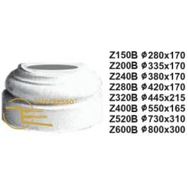 Base para Coluna  Z320B