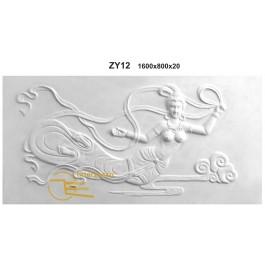 Painel Decorativo em Gesso ZY12