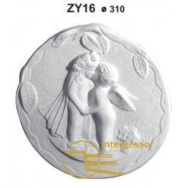 Painel Decorativo em Gesso ZY16