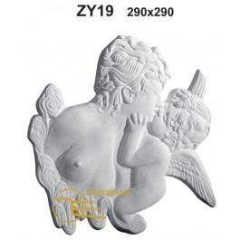 Estatueta Anjo em Gesso ZY19