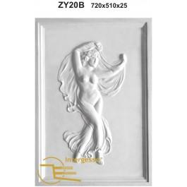 Painel Decorativo em Gesso ZY20