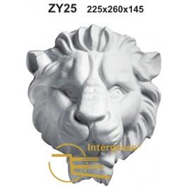 Leão Estátua em Gesso ZY25